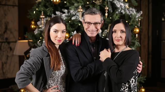Massimo: 'Uoči koncerta samo tražim  poljubac svoje supruge'