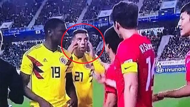 Pet utakmica suspenzije: Zbog rasizma Kolumbijcu visi i SP...