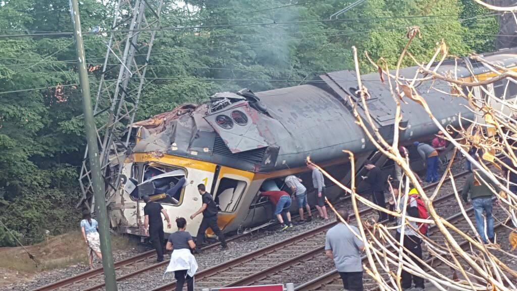 Vlak iskočio u Španjolskoj: Poginulo najmanje troje ljudi