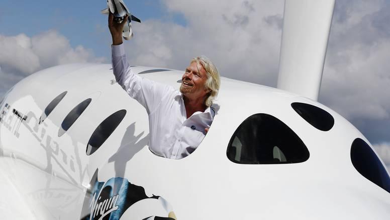 'Želim otići u svemir na 50. obljetnicu spuštanja na Mjesec'