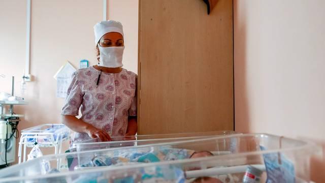 Perinatal centre at Semashko Republican Clinical Hospital in Simferopol, Crimea, Russia