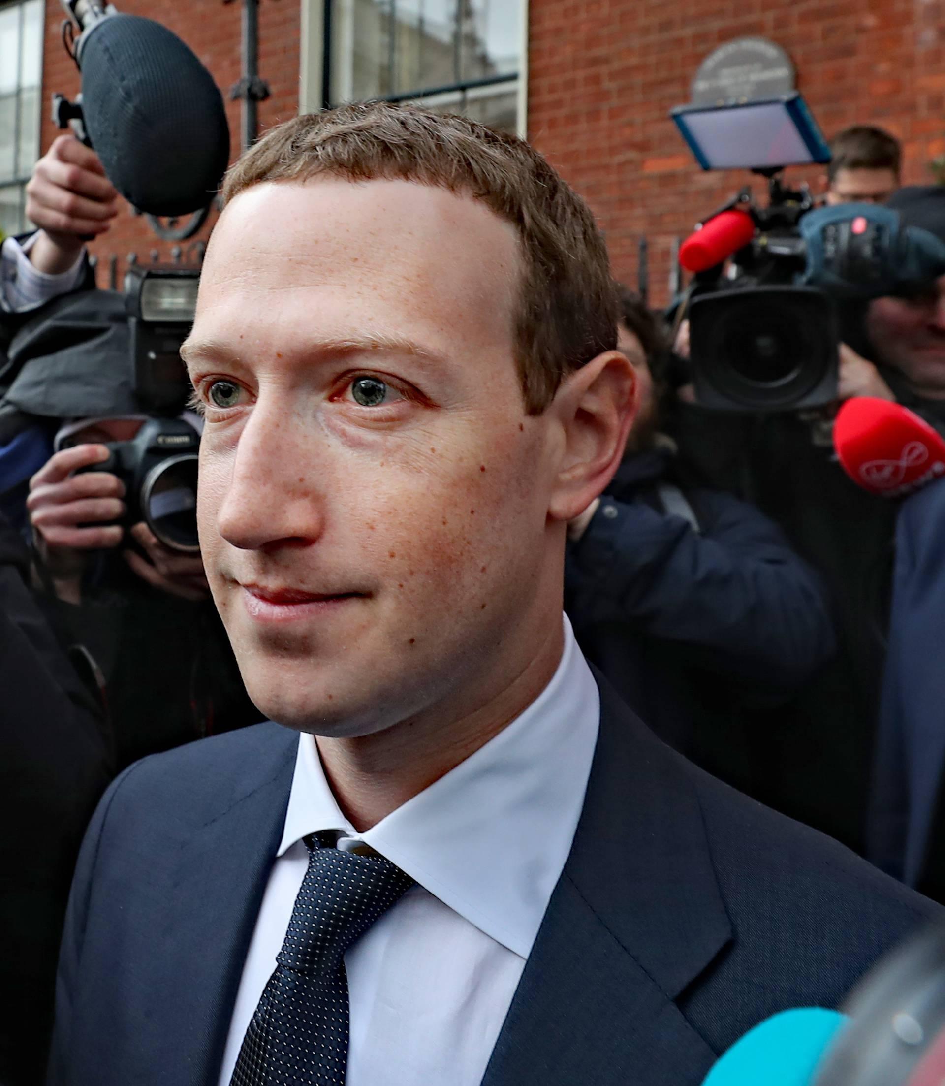 SAD: Šefovi četiriju najvećih tehnoloških tvrtki na saslušanju