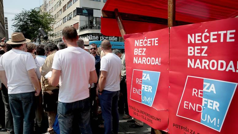 Novi Zakon o referendumu: Novost je da se produžuje rok za prikupljanje potpisa na 30 dana