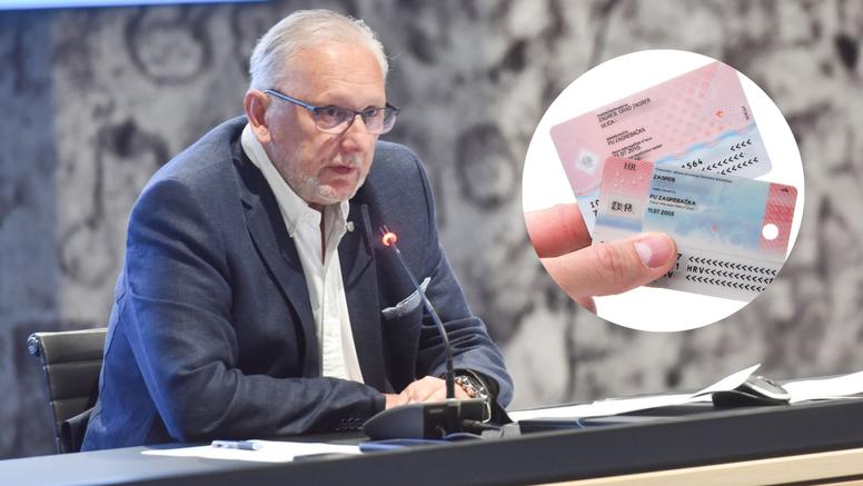 Božinović o novim osobnim iskaznicama: Građani će lakše prolaziti kontrole na granicama