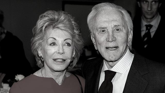 Umrla je Anne Douglas, Kirkova udovica i Michaelova pomajka