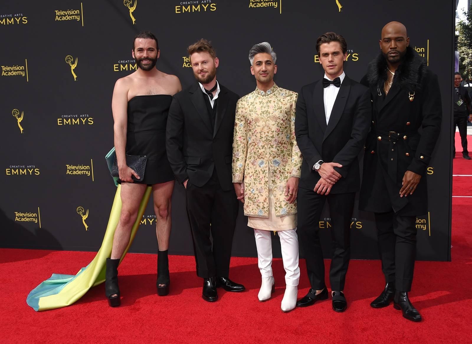Creative Arts Emmy Awards 2019 - Arrivals - Los Angeles
