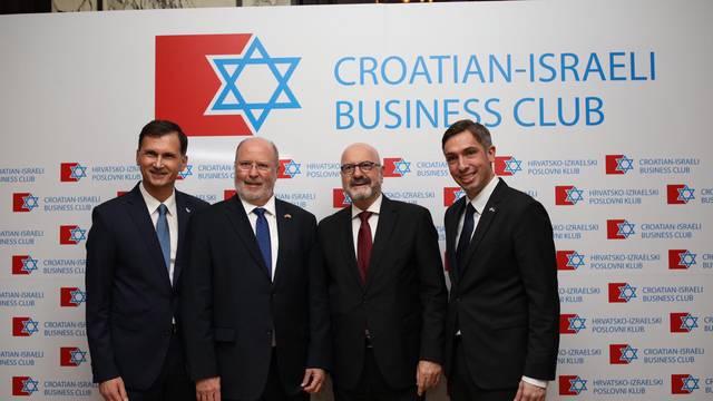 Sljedeće godine u Izrael odlazi sto hrvatskih gospodarstvenika
