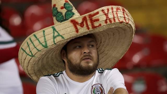 International Friendly - Mexico v Chile