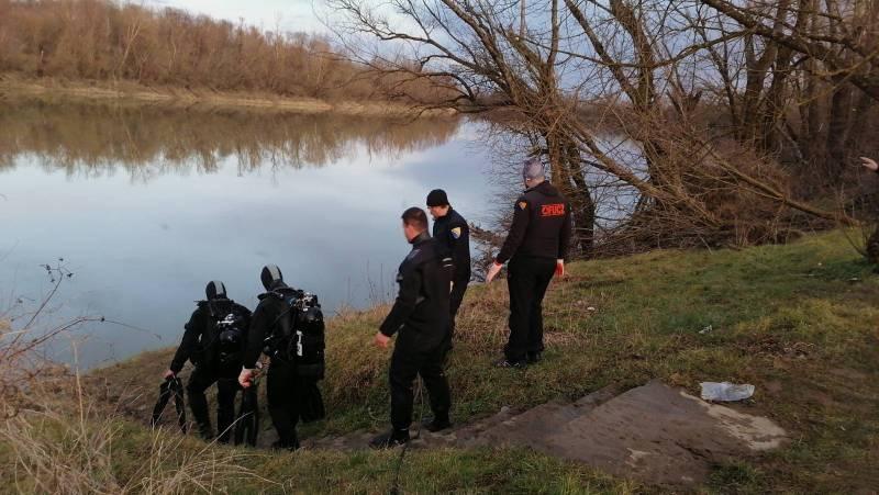 Na dnu Save našli auto i tijelo: Sletio je s ceste i pao u rijeku