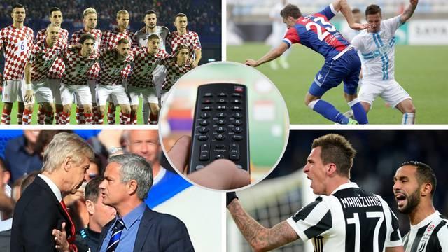 Jadranski derbi, Napoli čeka Juventus, United - Arsenal...