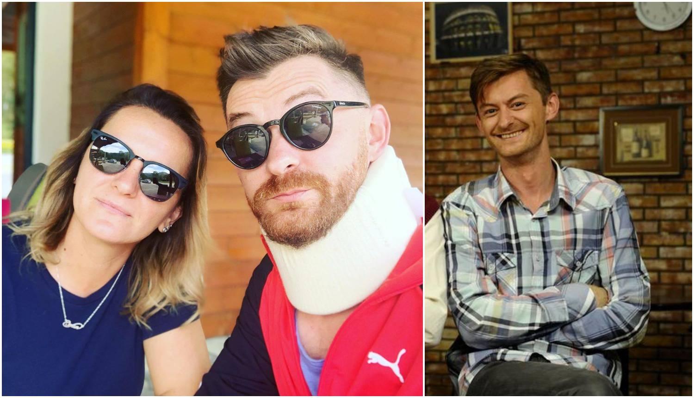Damir iz serije 'Lud, zbunjen, normalan' ozlijedio se u nesreći