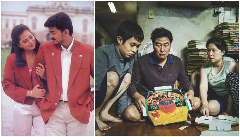 Indijski redatelj tvrdi: 'Parazit' je plagijat mojeg filma iz 1999.