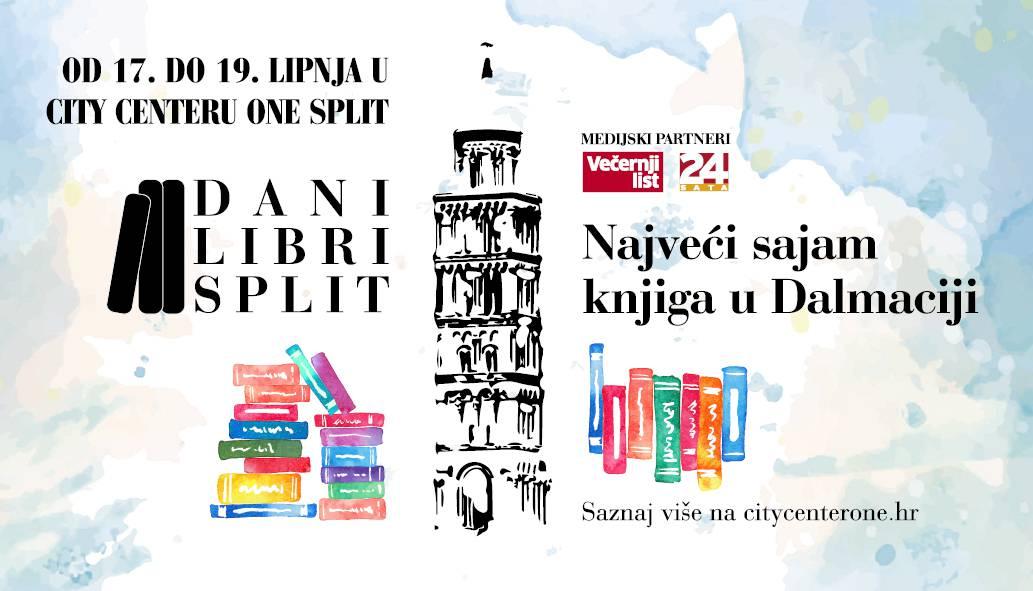 Najveći sajam knjiga u Dalmaciji
