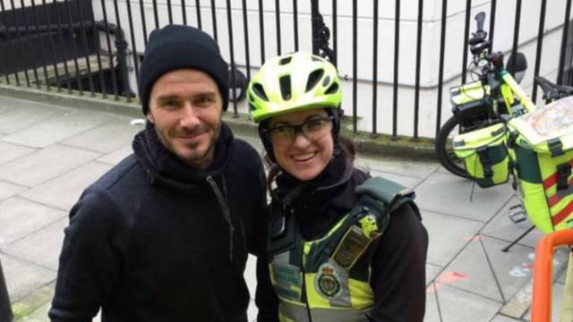 Twitter/London Ambulance