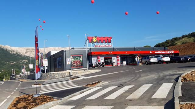 Novi Tommy hipermarket na Krku!