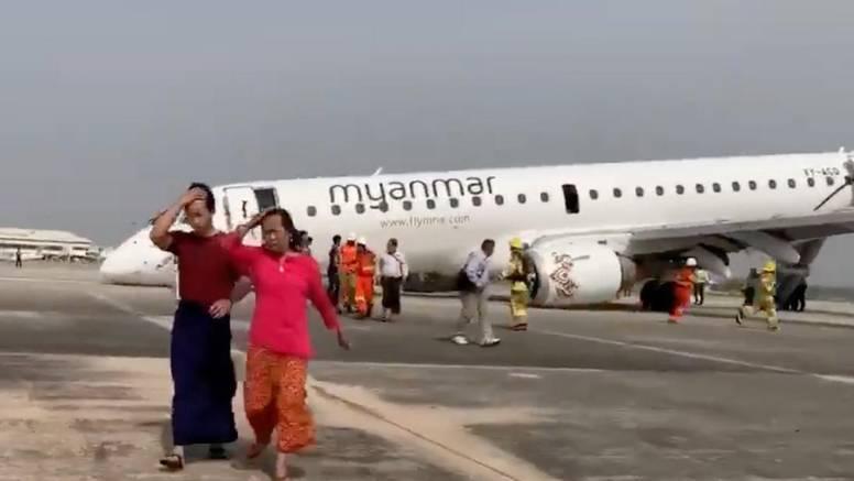 Pilota slave kao heroja: Sletio bez kotača i spasio 89 života