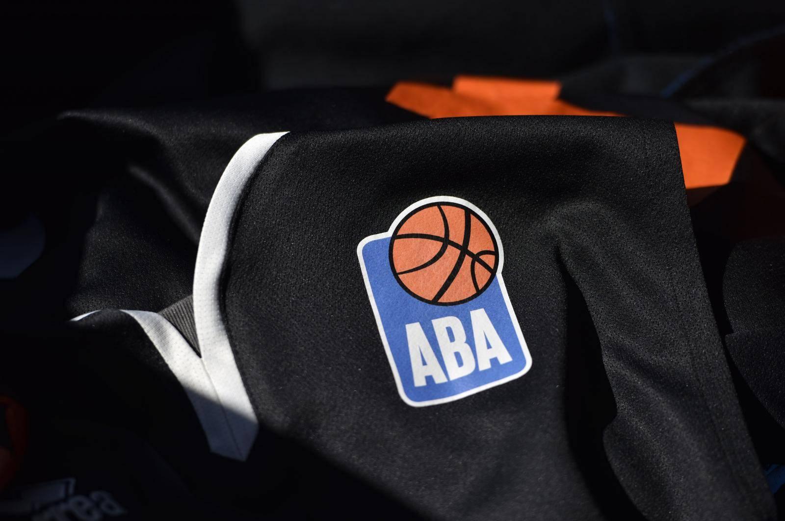 Logo ABA Lige na dresu