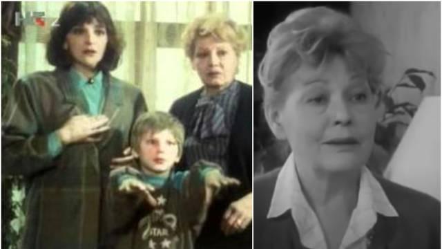 Preminula je mama Smogovaca, glumica Hermina Pipinić (92)
