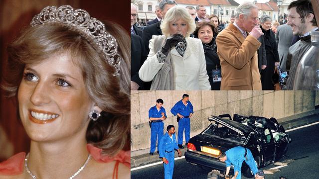 Lady Di: 'Camilla, znam što se događa između tebe i Charlesa'