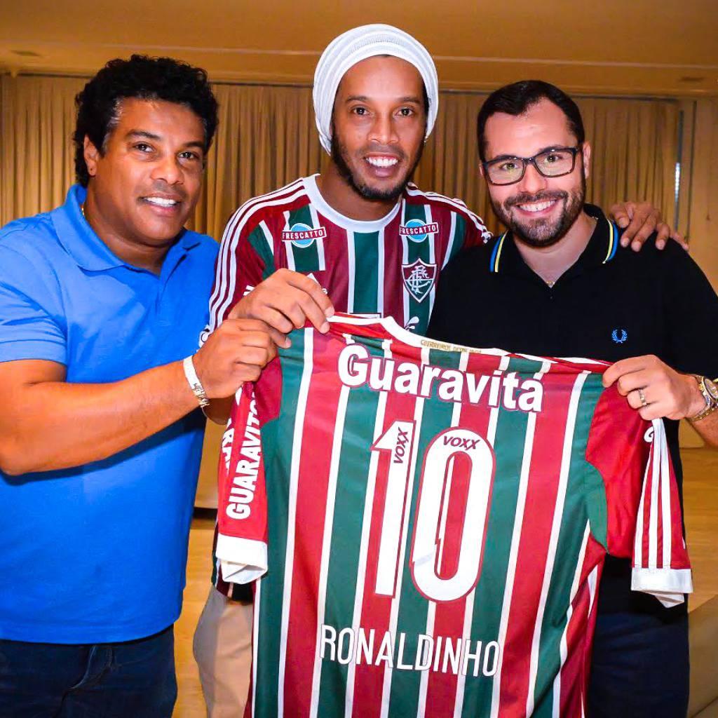 Twitter/Fluminense Football Club