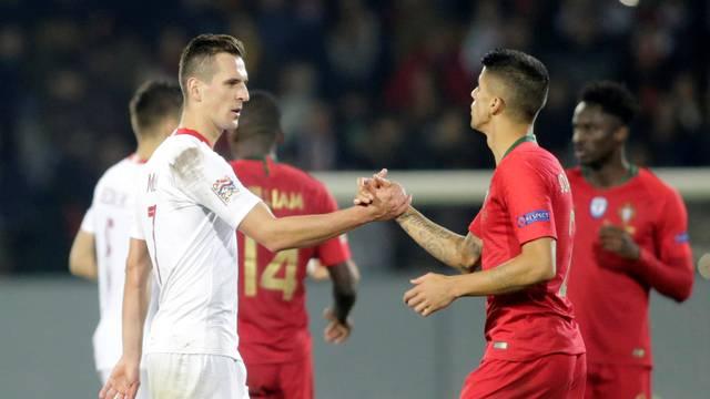 UEFA Nations League - League A - Group 3 - Portugal v Poland