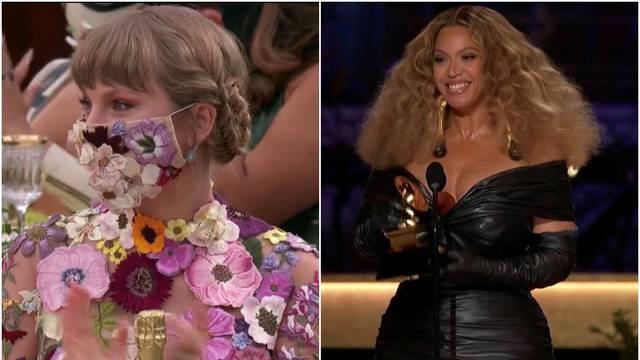 Taylor srušila rekord, Beyoncé Grammyja podijelila s kćeri (9)