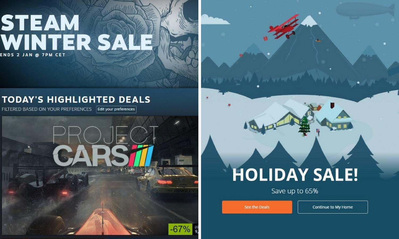 Pripremite ušteđevinu: Krenule rasprodaje na Steamu i Originu