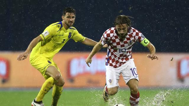 2018 World Cup Qualifications - Europe - Croatia vs Kosovo