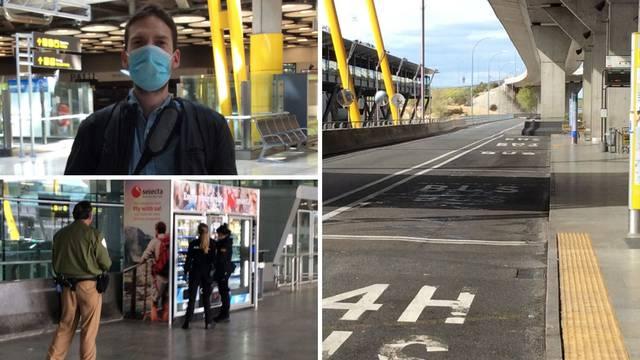 Dug put iz Madrida u Zagreb: 'Na svakom koraku je pregled'