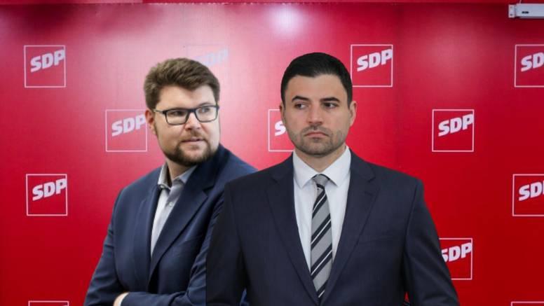 Nije uspjelo pomirenje SDP-a u toplicama: Bernardić jedini nije dobio pljesak nakon govora