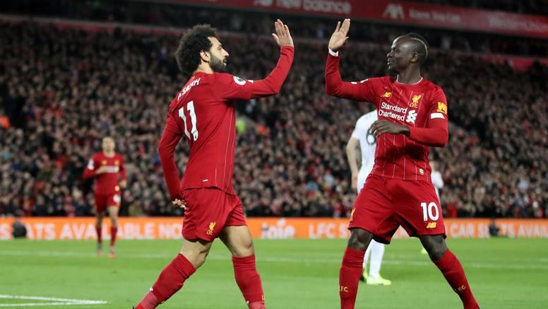 Liverpool nastavio dominaciju: Salah i Mane srušili Sheffield