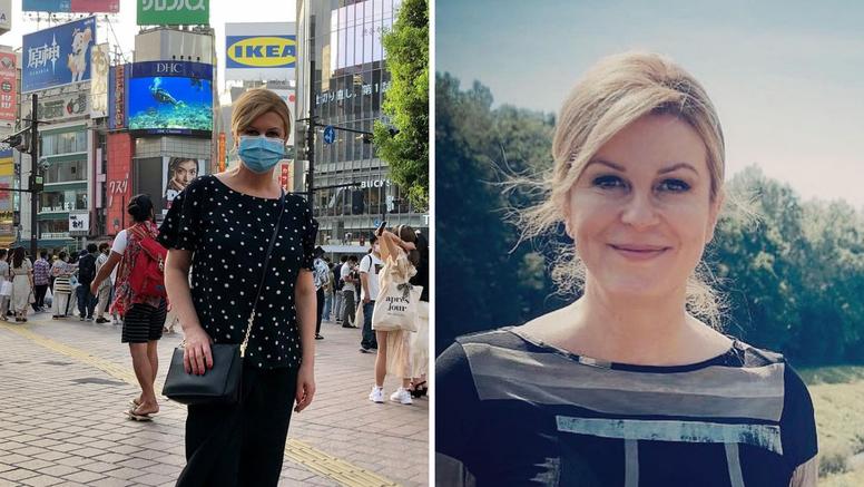Kolinda se nakon Tokija odmara u Istri: 'Hrvatska, kao iz bajke'