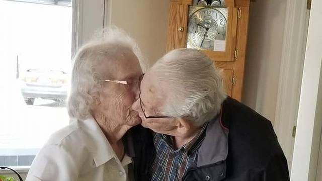 Razdvojit će ih na Božić nakon 70 godina braka: 'Zašto sada?'