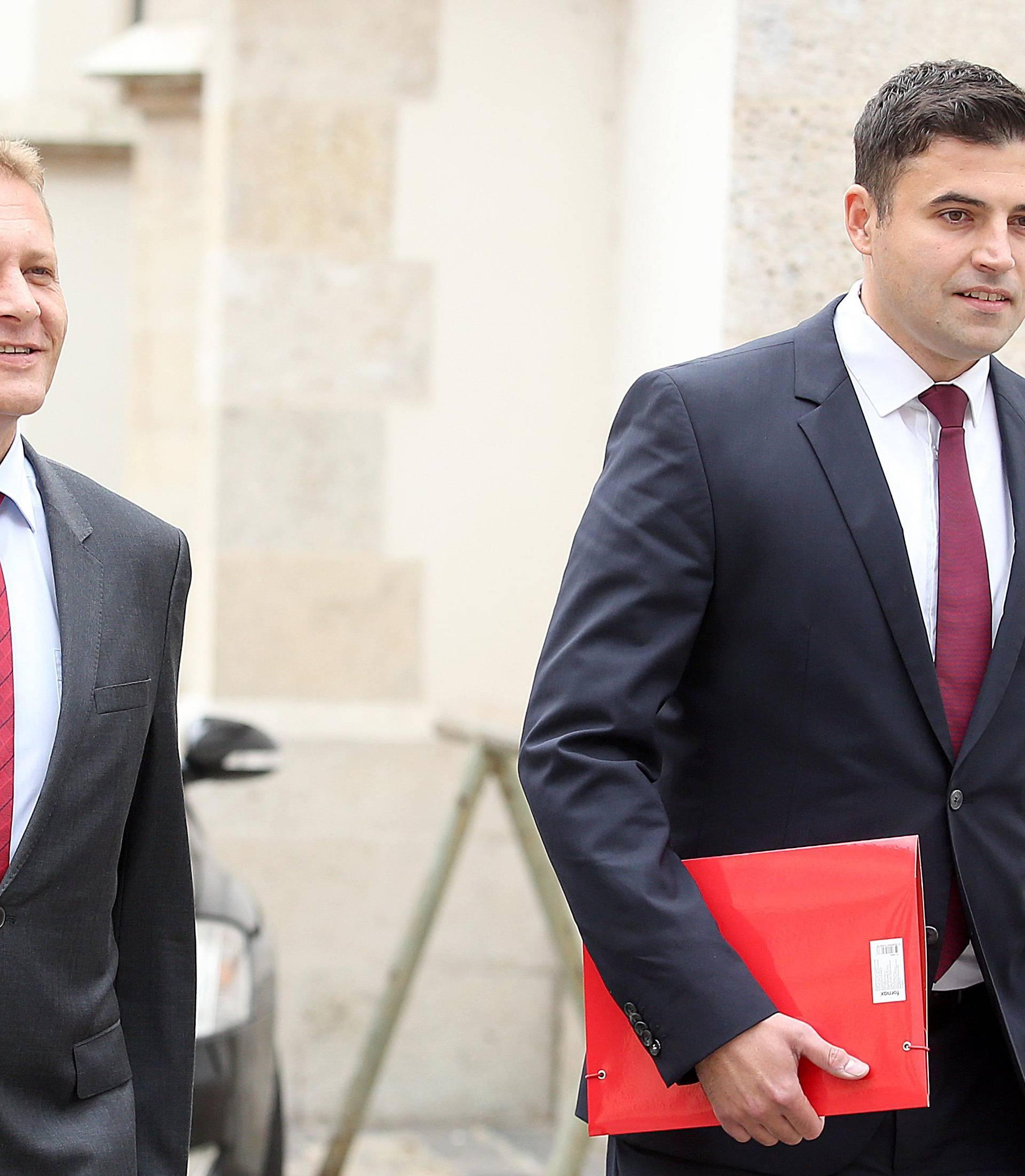 Oporba želi povjerenstvo zbog afera: 'HDZ mijenja tek dlaku'