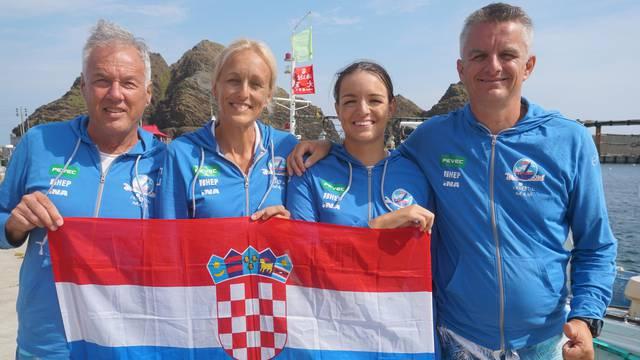Bravo, Dina! Preplivala četvrti maraton od sedam najvećih...