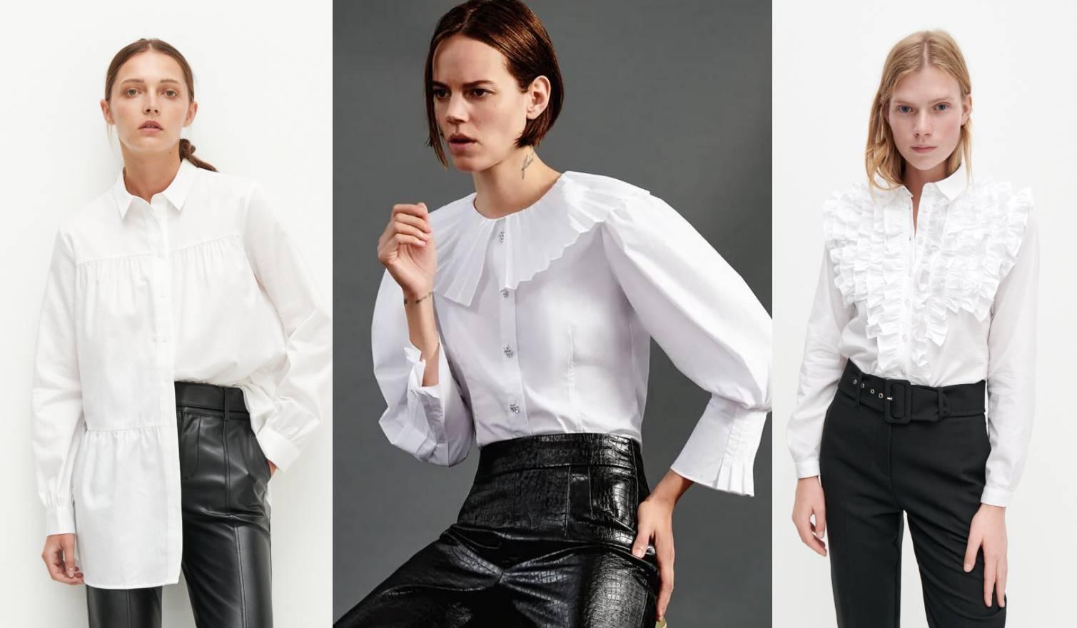 Od jednostavnosti do volana: 10 lica legendarne bijele košulje