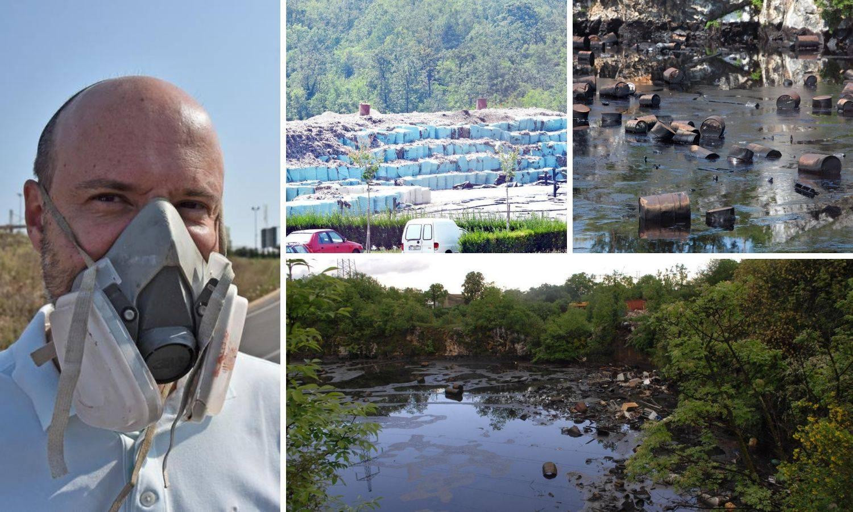 Guše se u smeću: Crnoj jami ne prilazimo, bojimo se za zdravlje