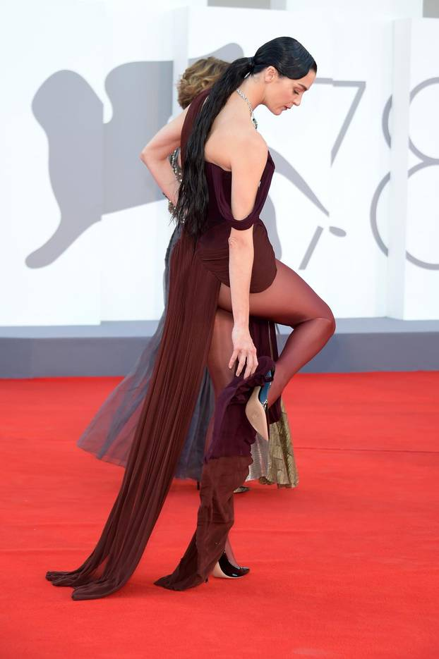 78th Venice Film Festival 2021, Red carpet film. Madres Paralelas and opening Ceremony