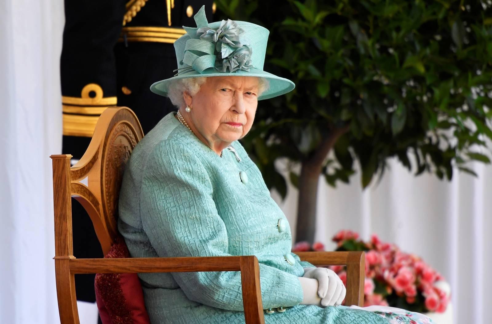 Queen Elizabeth II official birthday