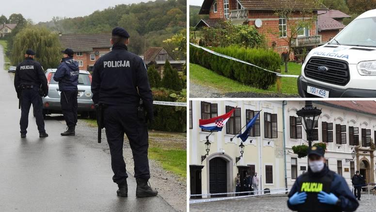 Policija pretražila napadačevu kuću, iznijeli predmet u vreći koji nalikuje na pušku