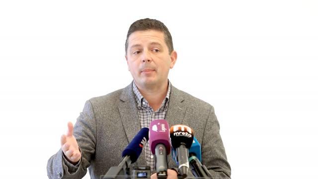 Tomislav Stojak održao konferenciju o financijskom stanju Zagreba