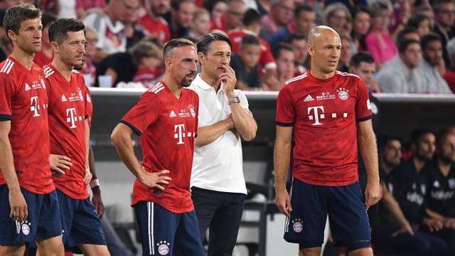 Farewell match Bastian Schweinsteiger / Bayern Munich-Chicago Fire 4-0.