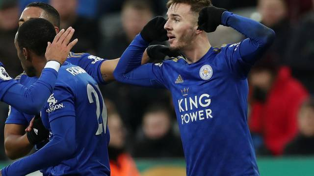 Premier League - Newcastle United v Leicester City