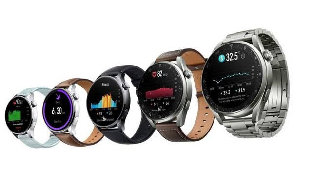 Huawei Watch 3 u Hrvatskoj, mjeri temperaturu, prati kisik