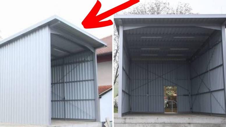 Sjećate se nadstrešnice u Kašini koju smo platili 150 tisuća kn? Sad će se potrošiti još 81 tisuća