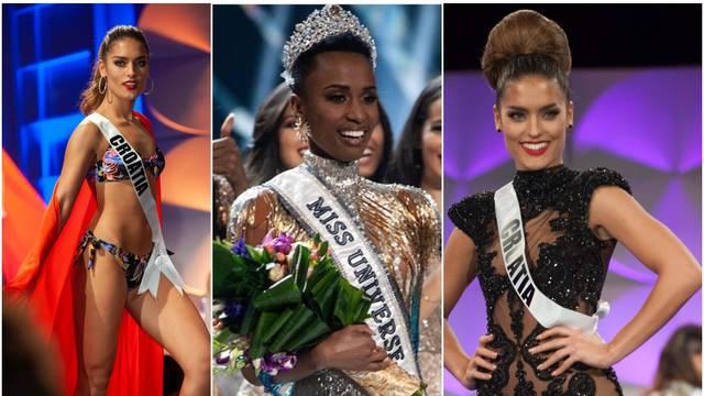 Nova Miss Universe je iz Južne Afrike, naša Mia ušla u top 20