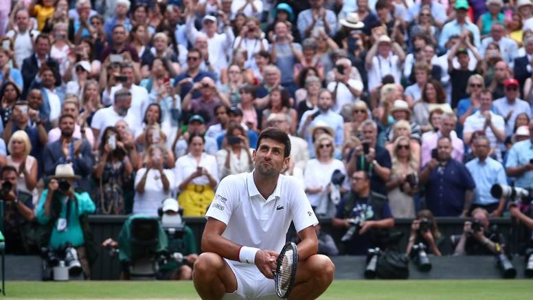 Otkazali turnir, a Wimbledon igračima isplatio 10 mil. funti!