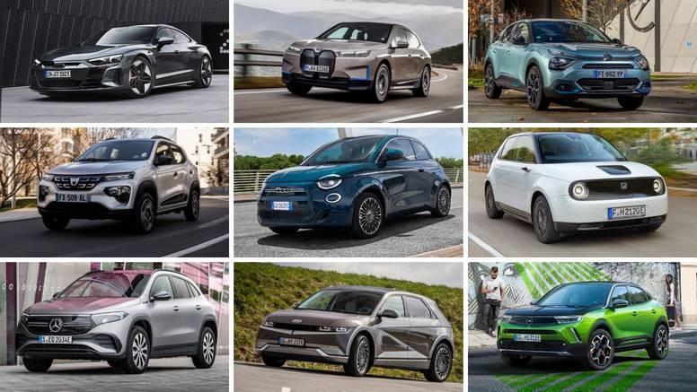 Električni auti su sve bolji i brojniji, a najveći problem im je i dalje vrlo visoka cijena