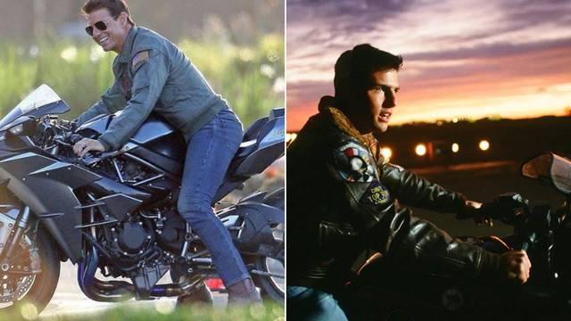 Seksi Tom Cruise opet 'jaše': Na setu pokazao da nije ostario