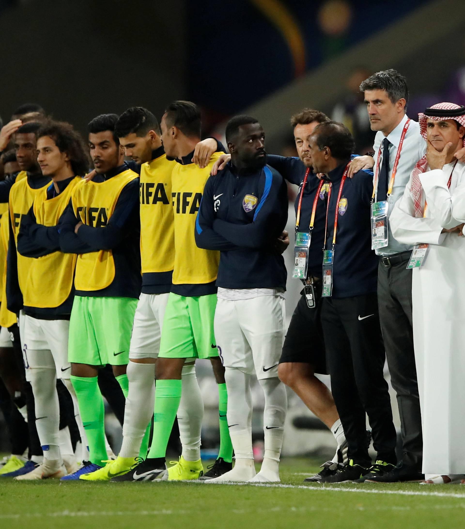 Club World Cup - Semi-Final - River Plate v Al Ain FC